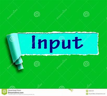 Input Word Advice Means Meaning Recommendations Illustration