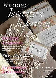 wedding invitation inspiration magazine inspirations With wedding invitations magazines free