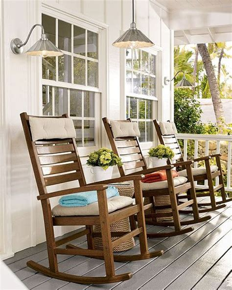 Small Porch Chairs by Porch Decorating Ideas Wooden Rocking Chairs Are