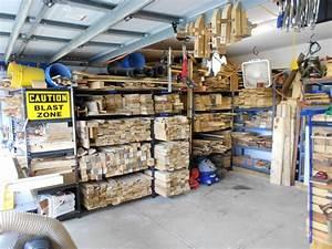 Garage Auto Tours : eric 39 s efficient garage shop the wood whisperer ~ Gottalentnigeria.com Avis de Voitures