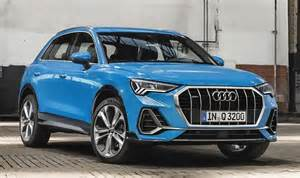 audi q3 2019 2019 audi q3 unveiled with grown up looks and features