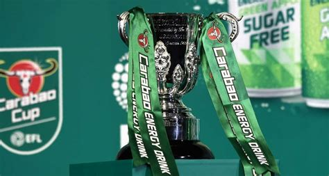 Carabao Cup fourth round draw in full as Liverpool will ...