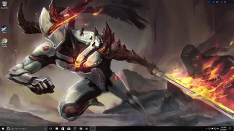 Genji Animated Wallpaper - genji animated desktop background wallpaper overwatch