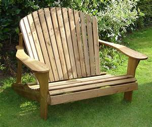 Adirondack Chair Kit - Alfresco Furniture