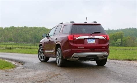 2019 Gmc Acadia Denali Price And Release Date Best