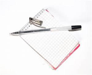 Carnet Page Blanche : carnet cahier stylo cahier ouvert page blanche images ~ Teatrodelosmanantiales.com Idées de Décoration