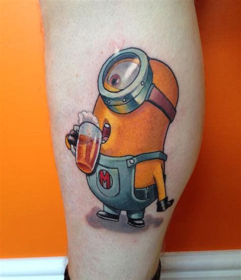 minion tattoo idea