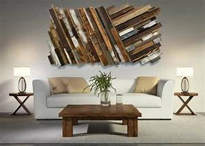 Unique pallet wall art ideas and designs gallery gallery for Unique wall decor