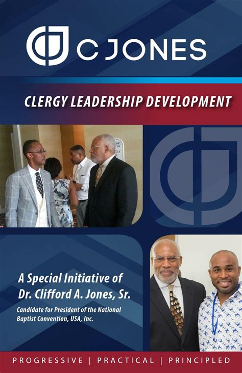 clergy leadership development  cjones  nbc usa