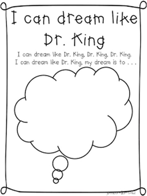 simple home martin luther king jr day lesson