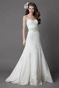 strapless lace wedding dress with sweetheart ipunya With strapless sweetheart wedding dresses