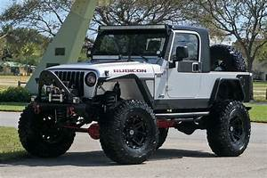 2005 JEEP WRANGLER UNLIMITED CUSTOM 4X4 PICKUP - 206383