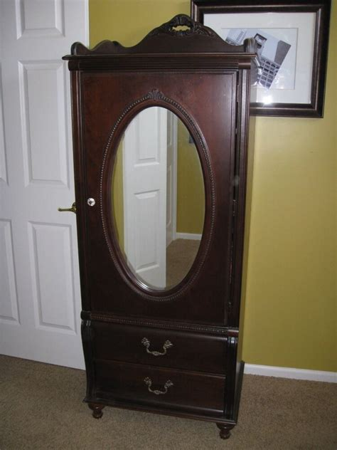 Stanley Armoire by Stanley Cherry Wardrobe Armoire Ebay