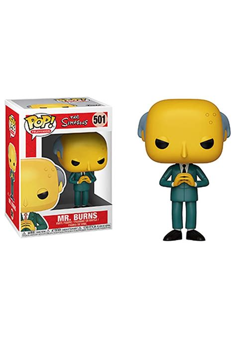 Pop! Animation: Simpsons- Mr. C. Montgomery Burns ...