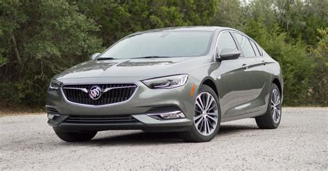 Regal Sportback Review by 2018 Buick Regal Sportback Review It The