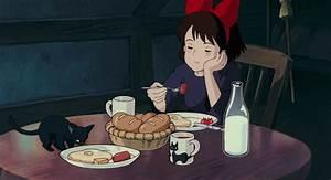 Food in Studio Ghibli movies