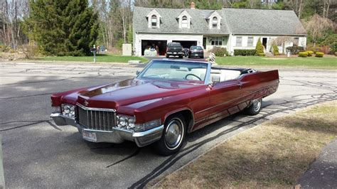 1970 For Sale by 1970 Cadillac Convertible For Sale