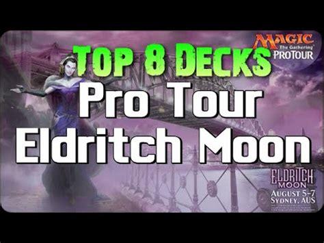 kithkin deck pro tour mtg top 8 decks from pro tour eldritch moon pt emn