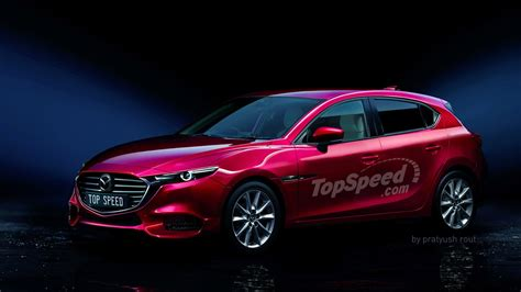 mazda top speed