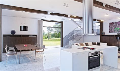 modern open kitchen interior design ideas