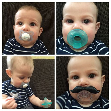 How To Use A Pacifier With A Breastfed Baby The Mamapad Blog