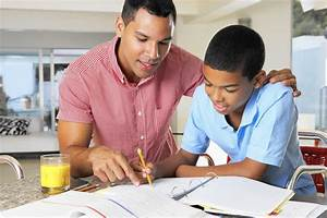 Helping with homework is fine, experts say, but don't take ...
