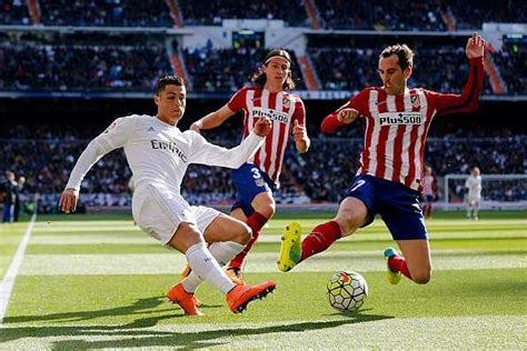 Real Madrid 0-1 Atletico Madrid: Player Ratings