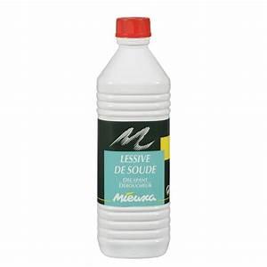 Cristaux De Soude Carrefour : lessive de soude liquide mieuxa 1 l leroy merlin ~ Dailycaller-alerts.com Idées de Décoration