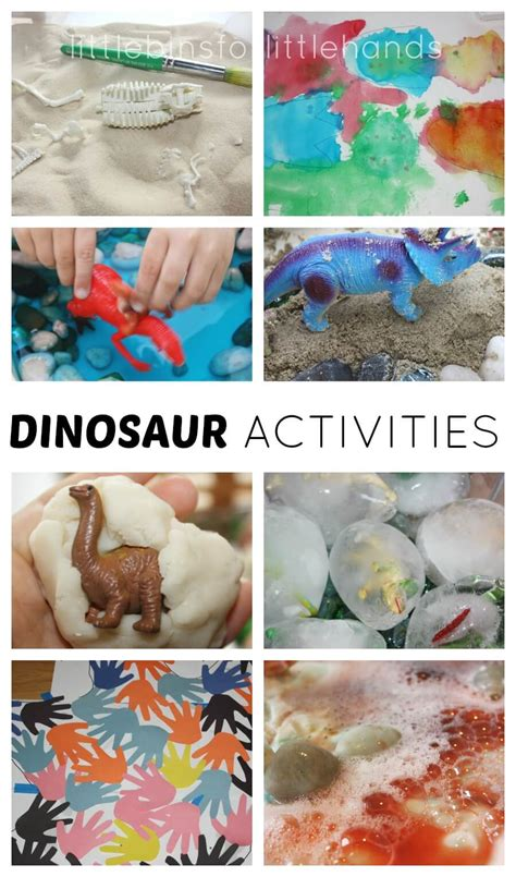 preschool dinosaur activities sensory play ideas 504 | Dinosaur Activities Math Sensory Science Dinosaur Play Ideas Preschool Dinosaur