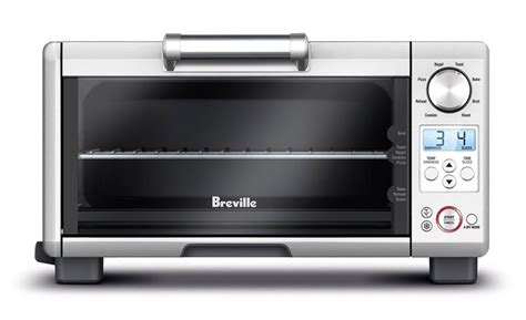 breville stainless steel mini smart oven cutlery