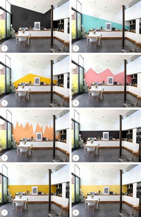 couleur mur de cuisine les 25 meilleures idées de la catégorie couleur des murs