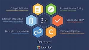 Joomla  3 4 5 Released