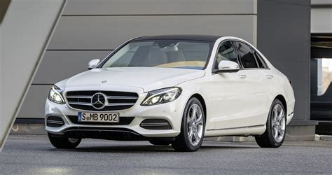 W205 Mercedes-Benz C-Class: first details released! Paul ...