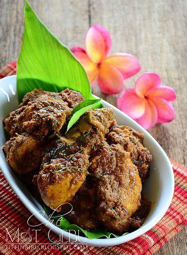 Serundeng daging atau serundeng ayam? RENDANG AYAM BASAH....ERRR BASAH?.. | Resep masakan asia, Makanan