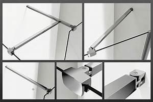 Glasscheibe Für Dusche : stabilisierungsstange f r dusche duschwand glaswand ~ Lizthompson.info Haus und Dekorationen