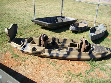 Aluminum Sneak Boat by Used Stealth 1200 Duck Boat Autos Post