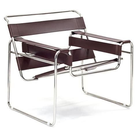 fauteuil wassily marcel breuer tuigleer design ret soekis