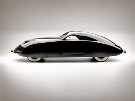 The 1938 Phantom Corsair - Pictures - Video - History
