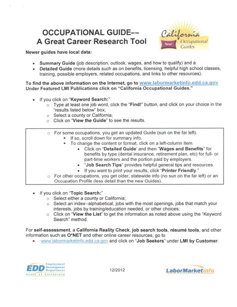 Edd Resume Search by Special Education And Career Resources