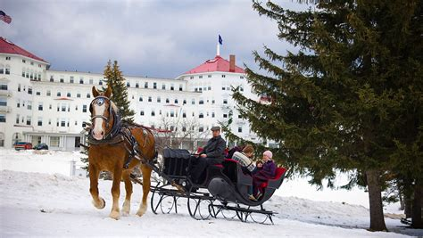 hampshire  winter omni resort