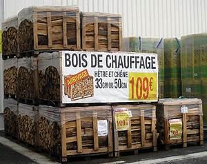 Acheter Palette Bois : bois de chauffage en grande surface ~ Melissatoandfro.com Idées de Décoration