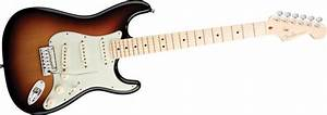 The Fender American Deluxe Stratocaster S