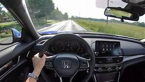 2019 Honda Accord 2 0t Sport 6-speed Manual