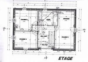 les plans d39architecte notre future maison pas a pas With plan d architecte maison