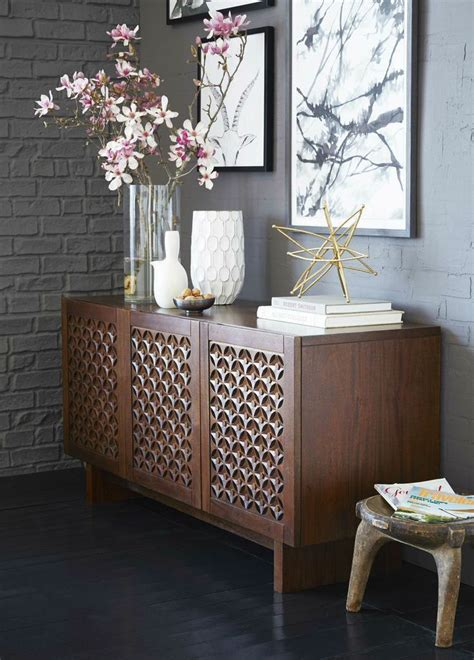 How To Decorate A Credenza by Best 25 Credenza Decor Ideas On White Entry