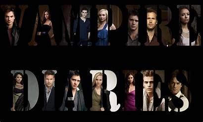 Vampire Diaries Cast Wallpapers Desktop Backgrounds Tv