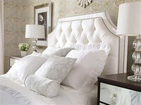 chic  timeless tufted headboards shelterness