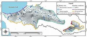 Boundary Conditions Of The Porous Aquifer And Groundwater