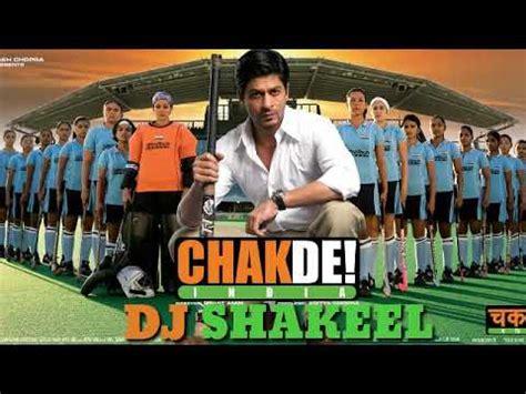 Chak De India Title Song Shah Rukh Khan Sukhvinder Singh Salim Merchant Marianne Dcruz