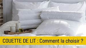 Choisir Une Couette : couette de lit comment bien choisir sa couette avis ~ Nature-et-papiers.com Idées de Décoration